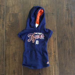Majestic Detroit Tigers Blue Orange Dress 18M
